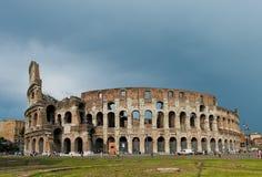 O Colosseum em Roma, Italy O Colosseum é um anfiteatro mim Fotos de Stock
