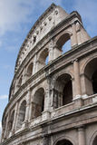 O Colosseum ou o coliseu romano Imagens de Stock Royalty Free
