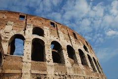 O Colosseum, Roma foto de stock