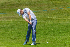 O competiam Volvo do golfe patrocina 2014 Fotografia de Stock Royalty Free