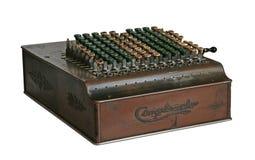 O computador antigo Imagem de Stock