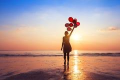 O conceito da motivação ou da esperança, segue seu sonho imagens de stock royalty free