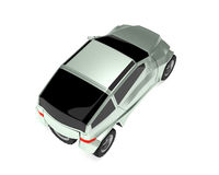 O conceito Off-road do carro é nomeado Rex Fotos de Stock Royalty Free