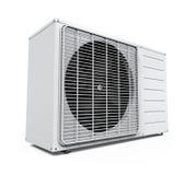 O condicionador de ar isolou-se Foto de Stock