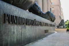 O congresso Imagem de Stock Royalty Free