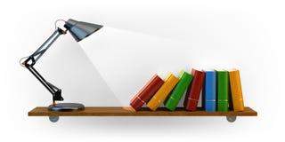 O conhecimento é poder, aprendizagem e conceito do estudo Fotos de Stock