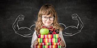 O conhecimento é potência imagem de stock royalty free