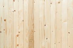 O conjunto longitudinal do painel de madeira de Brown abaixo da parede de madeira é feito da árvore da borracha Imagens de Stock
