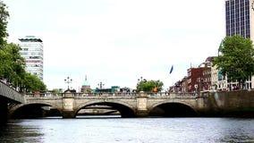 O'connel Bridge stock video