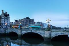 O`Connell Bridge Dublin Stock Photos