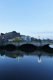 O`Connell Bridge Dublin Royalty Free Stock Images