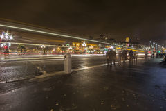 O'Connell Bridge - Dublin - Ireland Royalty Free Stock Image