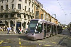 O'Connell Street Dublin stock photo