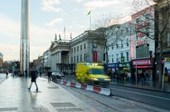 O`Connell Street, Dublin Stock Photography