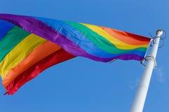 O'Connellmonument Dublin Pride Royalty-vrije Stock Afbeelding