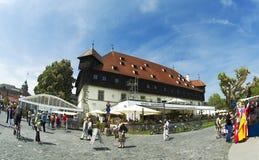 O Conselho de Constance - edifício histórico fotos de stock royalty free