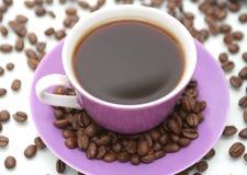 O copo do café Fotografia de Stock Royalty Free