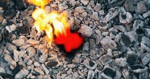 O coração de queimadura gerencie para espanar filme