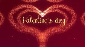 O cora??o do dia de Valentim fez do respingo do vinho tinto isolado no fundo vermelho Seja meu amor da parte do Valentim fotografia de stock