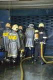 O corpo dos bombeiros Imagem de Stock Royalty Free
