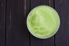 o corpo verde esfrega Imagem de Stock Royalty Free