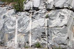 O corte gigante do mármore Fotos de Stock