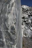 O corte gigante do mármore Foto de Stock Royalty Free