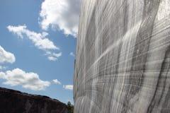 O corte gigante do mármore Imagem de Stock Royalty Free