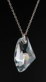 O cristal penden 1 Fotografia de Stock Royalty Free