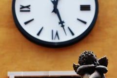 O cupido é deus do desejo imagens de stock royalty free