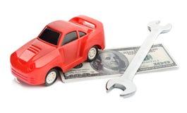 Reparação de automóveis Fotos de Stock Royalty Free