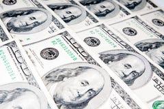 O dólar americano Imagem de Stock