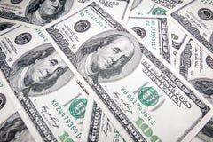 O dólar americano Foto de Stock