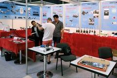 5o ` da mostra de China Homelife do `, Varsóvia, Polônia Fotos de Stock