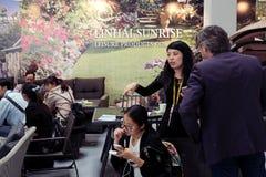 5o ` da mostra de China Homelife do `, Varsóvia, Polônia Foto de Stock Royalty Free