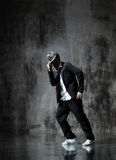 O dançarino Imagem de Stock Royalty Free
