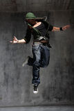 O dançarino Fotografia de Stock Royalty Free