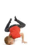 O dançarino novo Foto de Stock Royalty Free