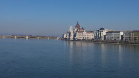 O Danúbio Fotografia de Stock Royalty Free