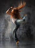 O dançarino Fotos de Stock