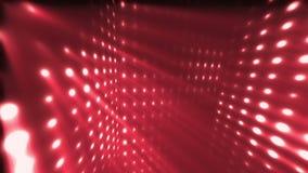 O dance party irradia o fundo de 4 Loopable ilustração do vetor