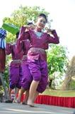 Dança tailandesa Imagens de Stock