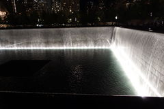 9/11 13o de ponto zero 39 do aniversário @ Fotos de Stock Royalty Free