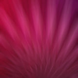 O delicado abstrato borrou o fundo cor-de-rosa com linhas e as listras no teste padrão do fã ou do starburst, fundo consideravelm Imagens de Stock Royalty Free