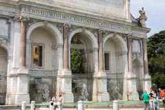 O dell'Acqua Paola de Fontana Imagem de Stock