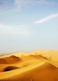 O deserto fotografia de stock royalty free