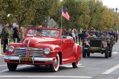 97.o desfile anual 2017 San Francisco, CA del día del ` s del veterano Fotografía de archivo libre de regalías