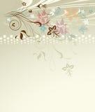 Design floral Imagem de Stock