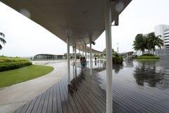 O destino o maior do retalho e do estilo de vida do ` s de VivoCity - de Singapura Foto de Stock Royalty Free