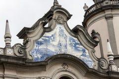 O detalhe de igreja de Nossa Senhora faz Brasil Fotografia de Stock Royalty Free